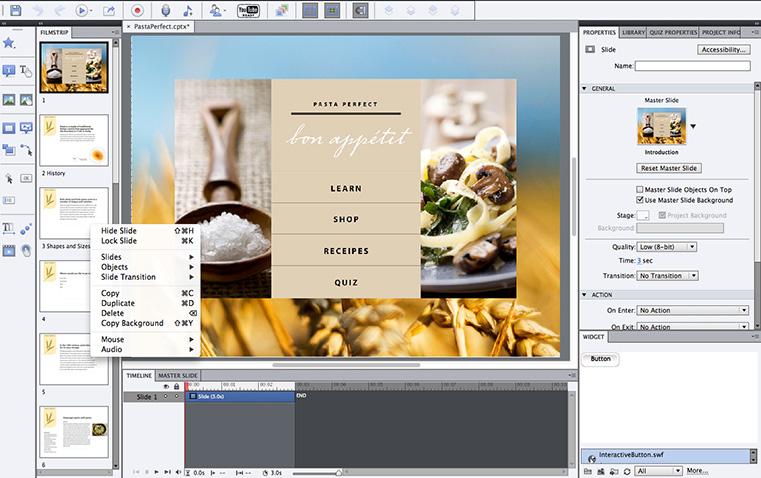 Adobe Captivate Training Toronto